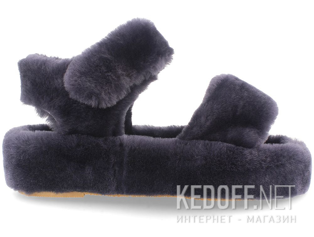 Жіночі босоніжки Forester Fur Sandals 1095-237 купить Киев