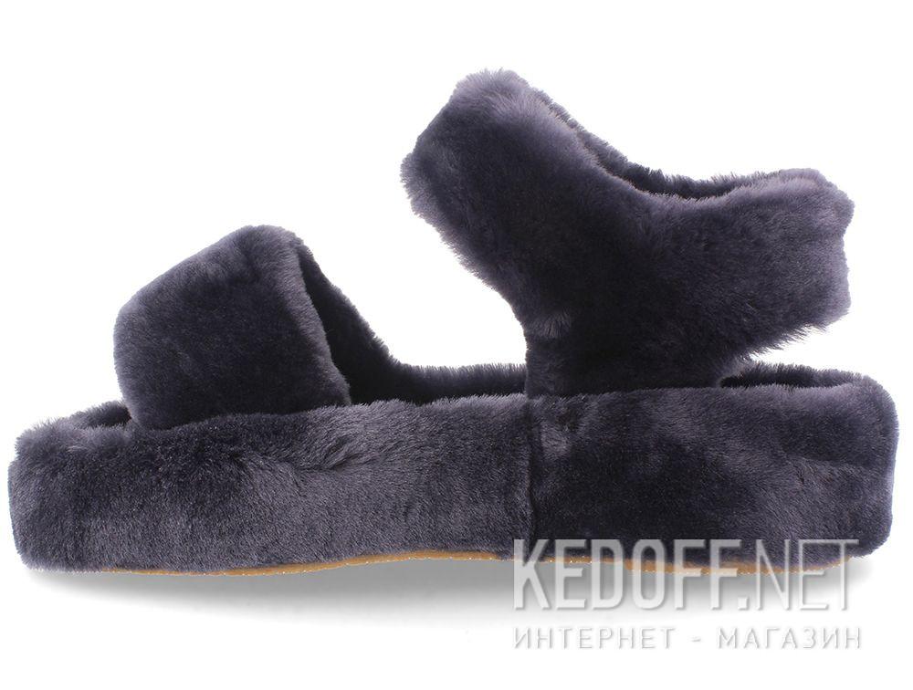 Оригинальные Жіночі босоніжки Forester Fur Sandals 1095-237