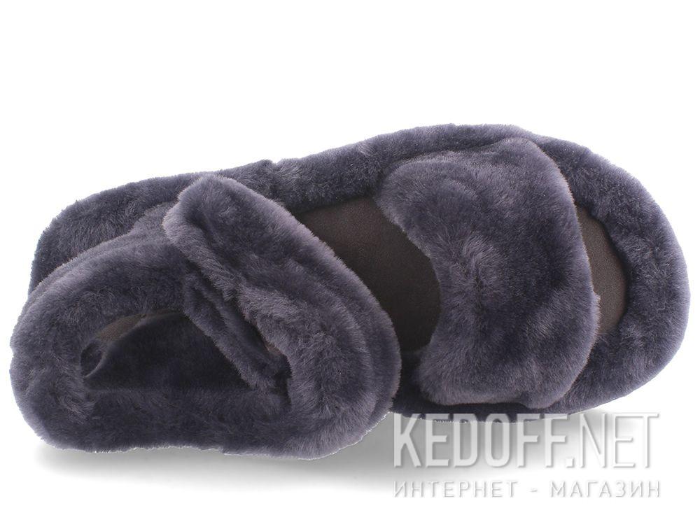 Жіночі босоніжки Forester Fur Sandals 1095-237 описание