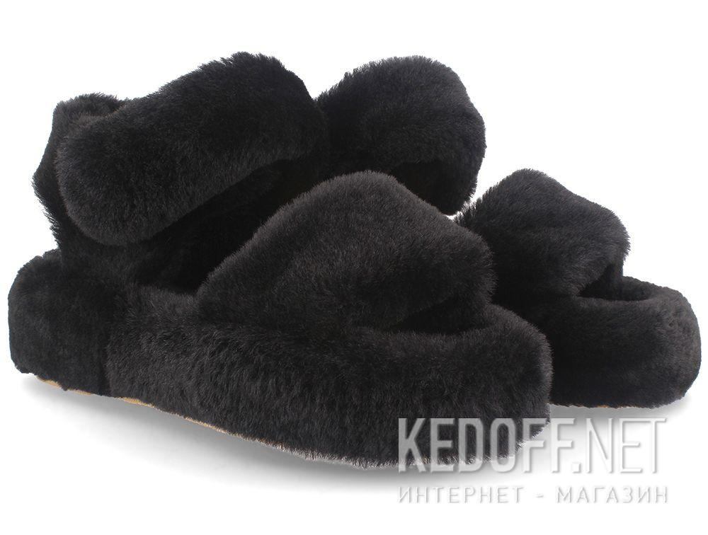 Женские босоножки Forester Fur Sandals 1095-27 купить Украина