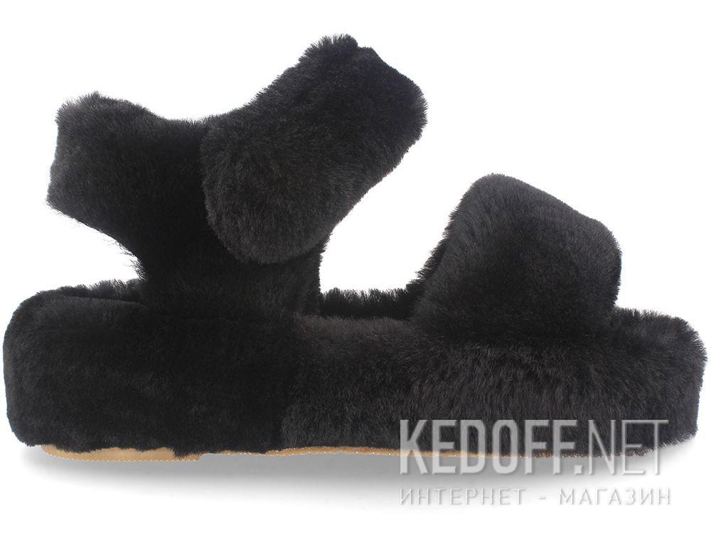 Женские босоножки Forester Fur Sandals 1095-27 купить Киев
