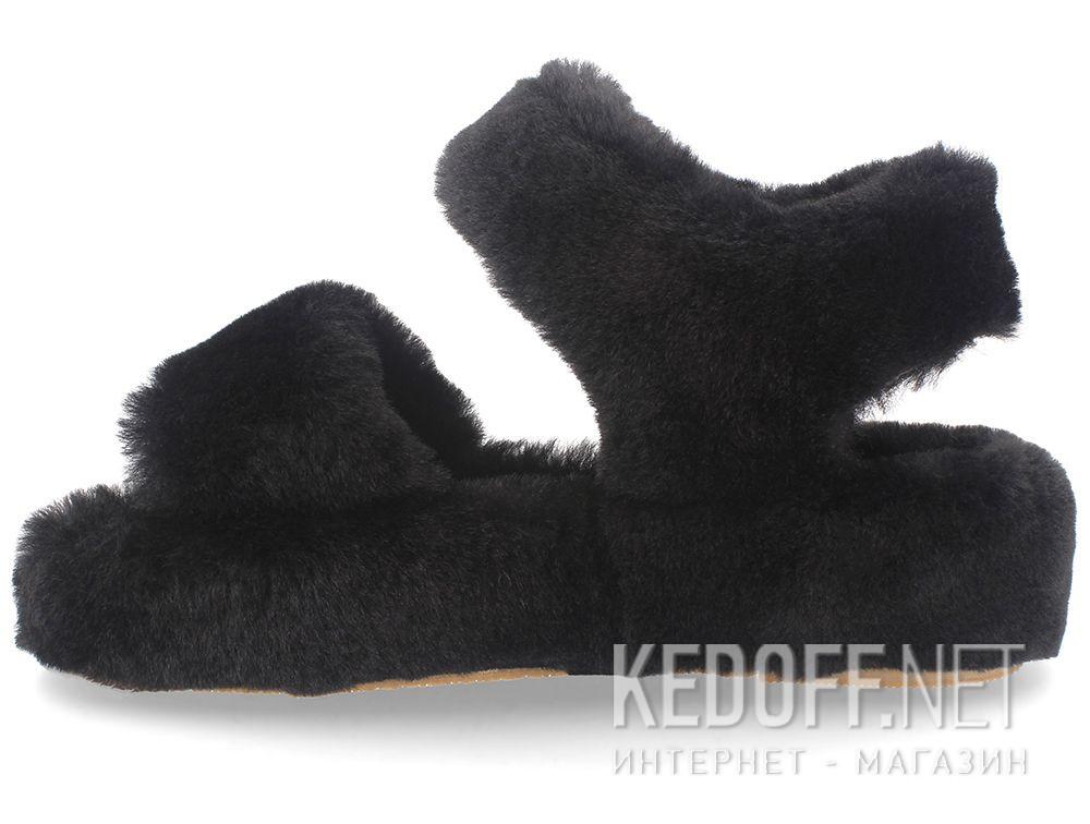 Оригинальные Женские босоножки Forester Fur Sandals 1095-27