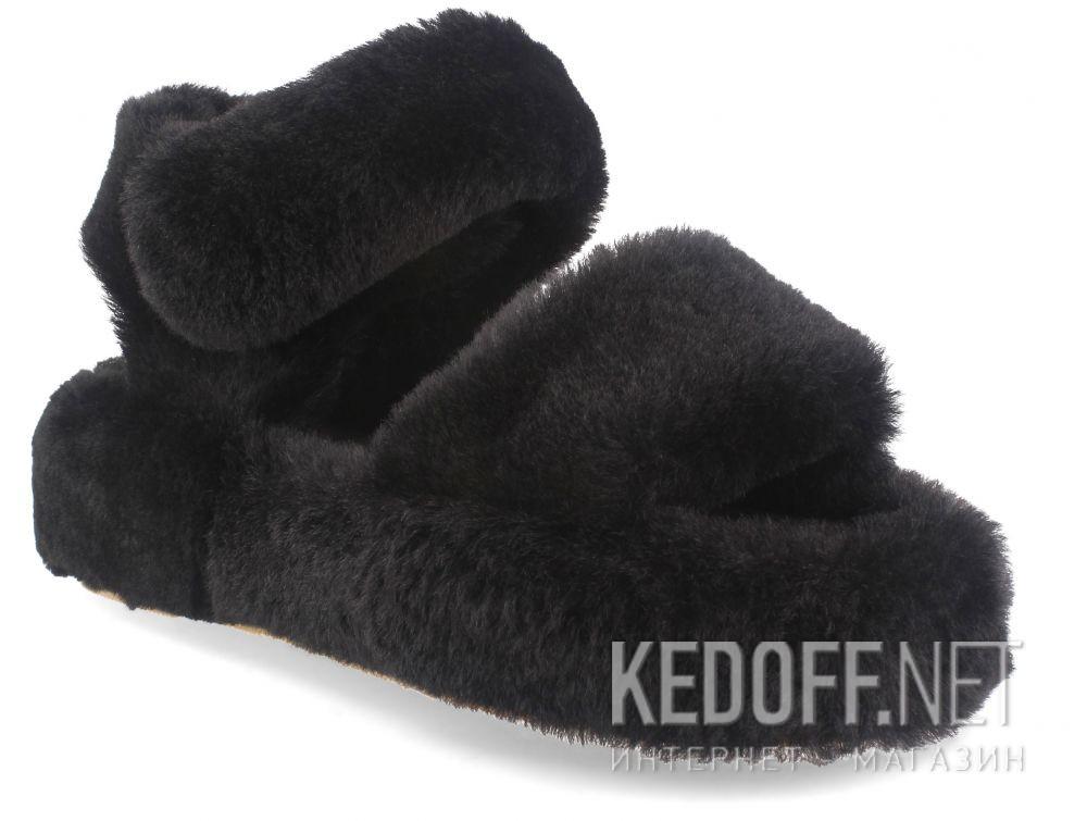 Купить Женские босоножки Forester Fur Sandals 1095-27