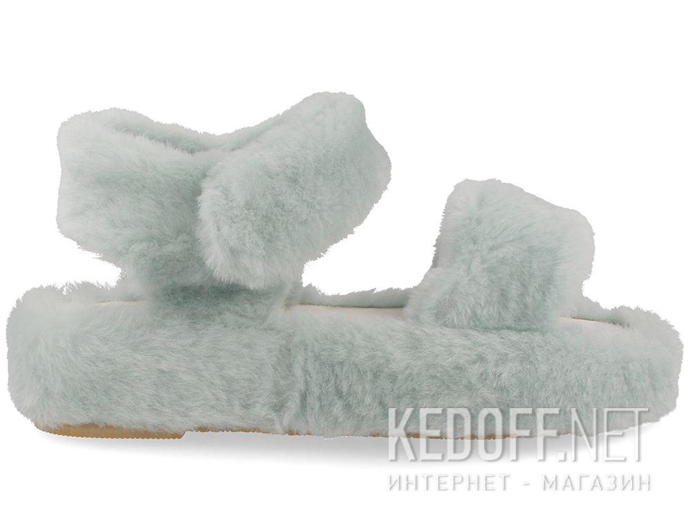 Жіночі босоніжки Forester Fur Sandals 1095-28 купить Киев