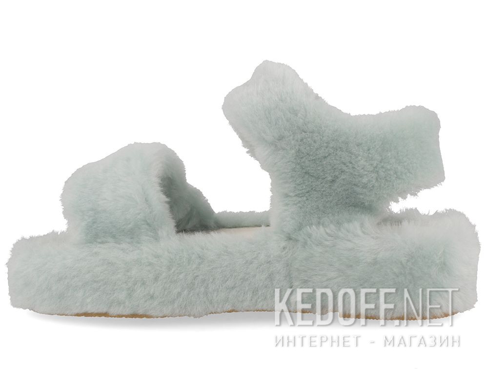 Оригинальные Жіночі босоніжки Forester Fur Sandals 1095-28