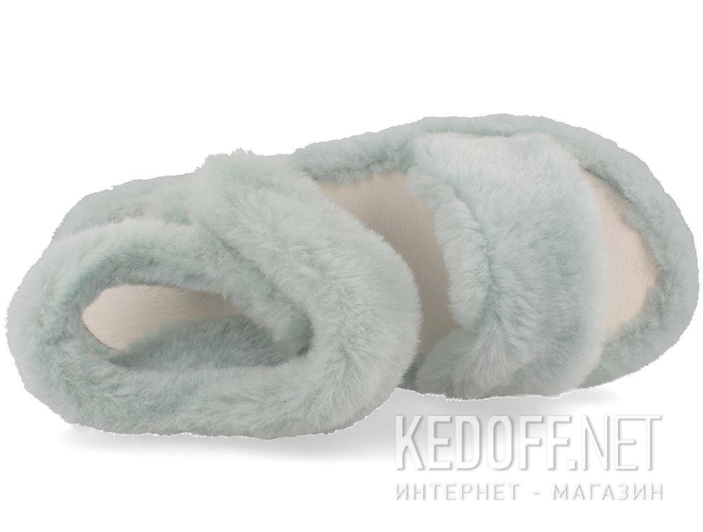Жіночі босоніжки Forester Fur Sandals 1095-28 описание