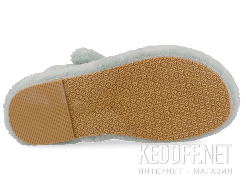 Цены на Жіночі босоніжки Forester Fur Sandals 1095-28