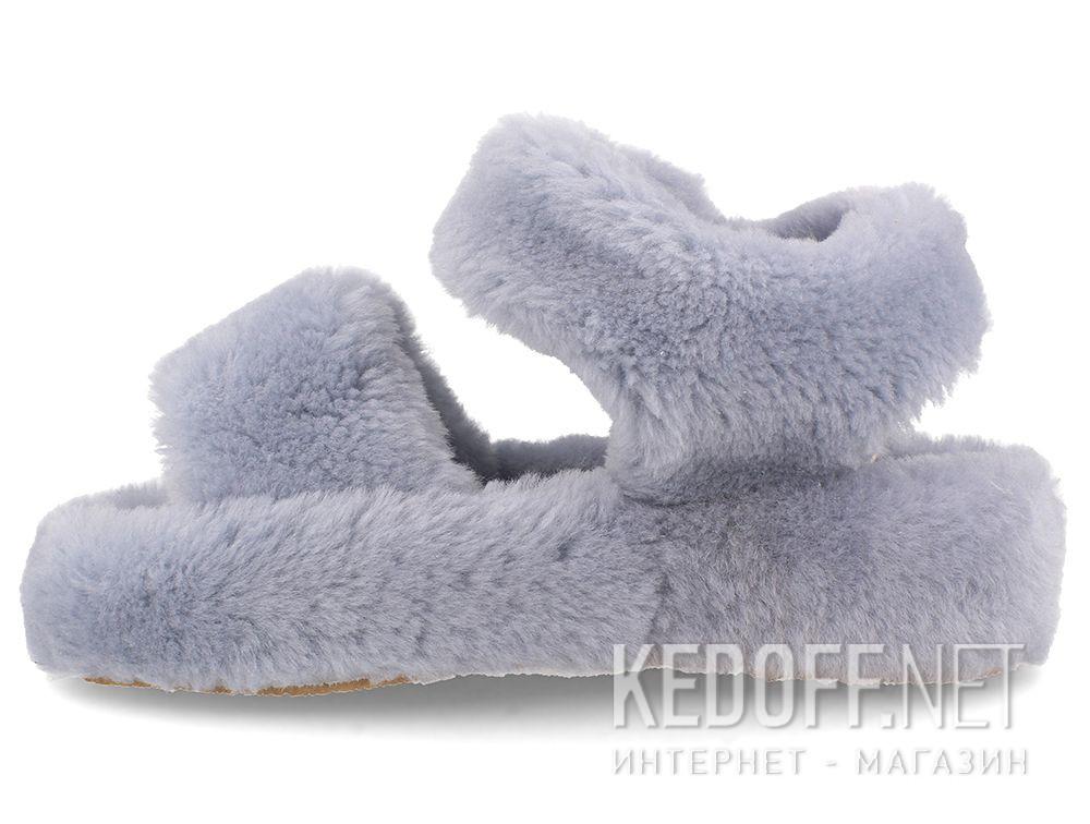 Жіночі босоніжки Forester Fur Sandals 1095-37 купить Киев