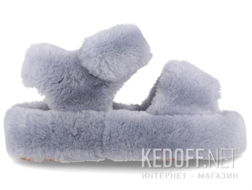 Оригинальные Жіночі босоніжки Forester Fur Sandals 1095-37