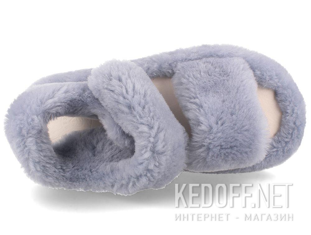 Жіночі босоніжки Forester Fur Sandals 1095-37 описание