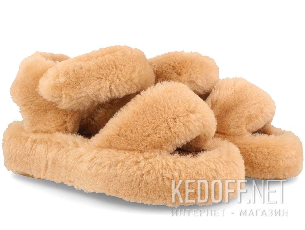 Жіночі босоніжки Forester Fur Sandals 1095-45 купити Україна