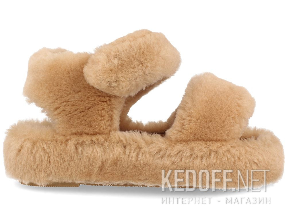 Оригинальные Жіночі босоніжки Forester Fur Sandals 1095-45