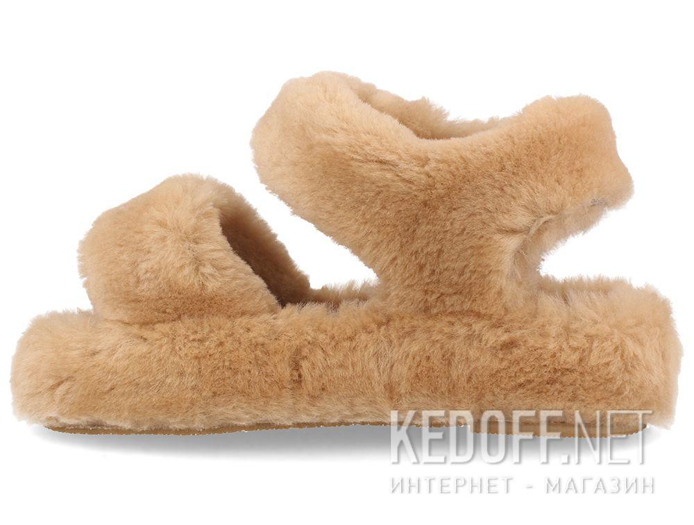 Жіночі босоніжки Forester Fur Sandals 1095-45 описание