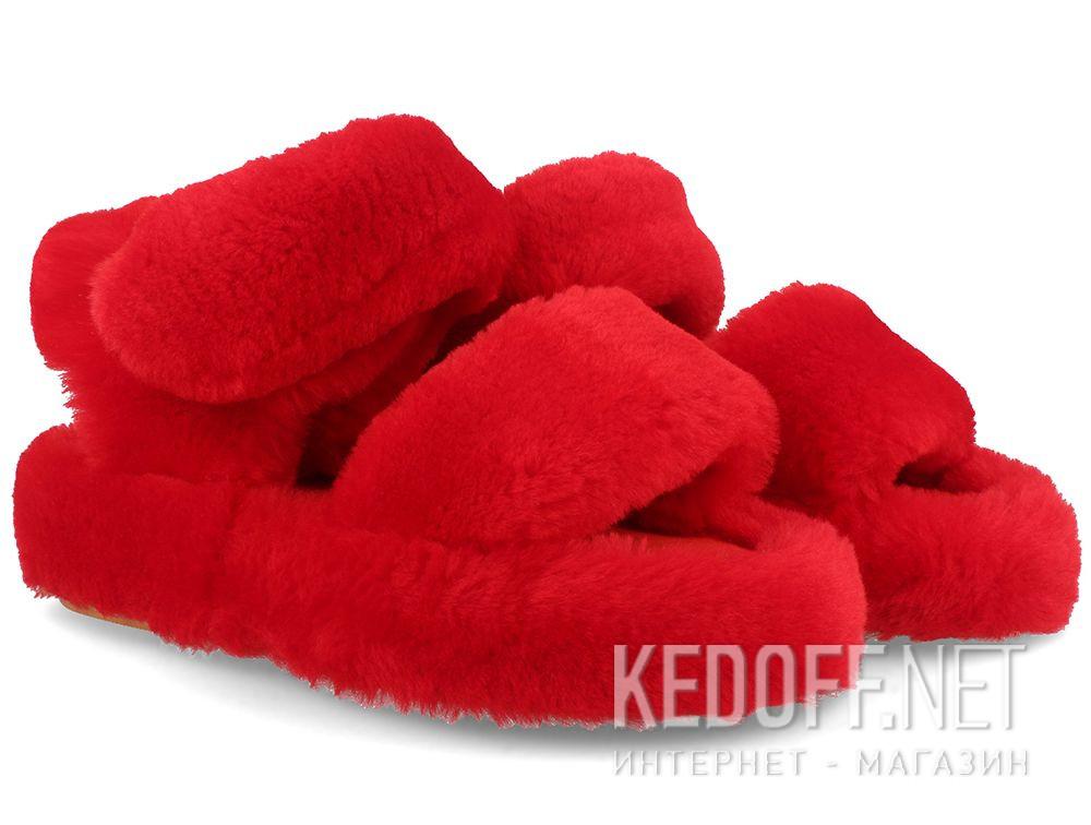 Женские босоножки Forester Fur Sandals 1095-47 купить Украина