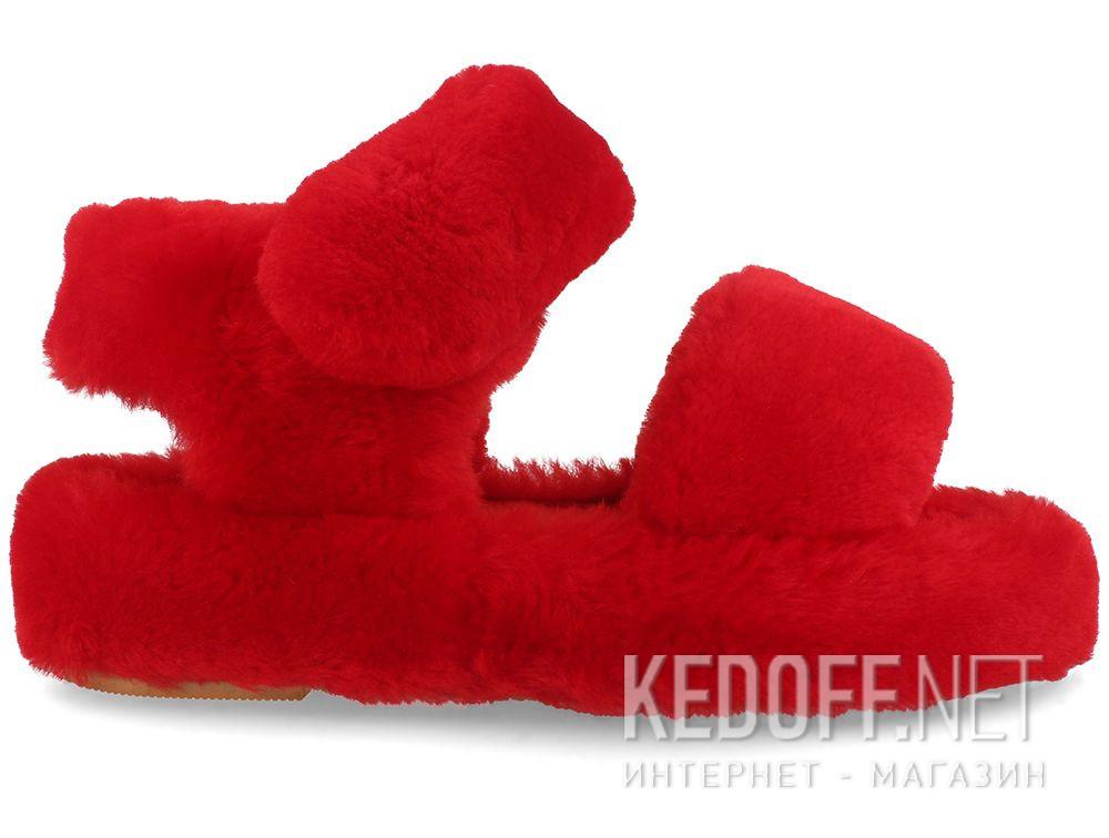 Женские босоножки Forester Fur Sandals 1095-47 купить Киев