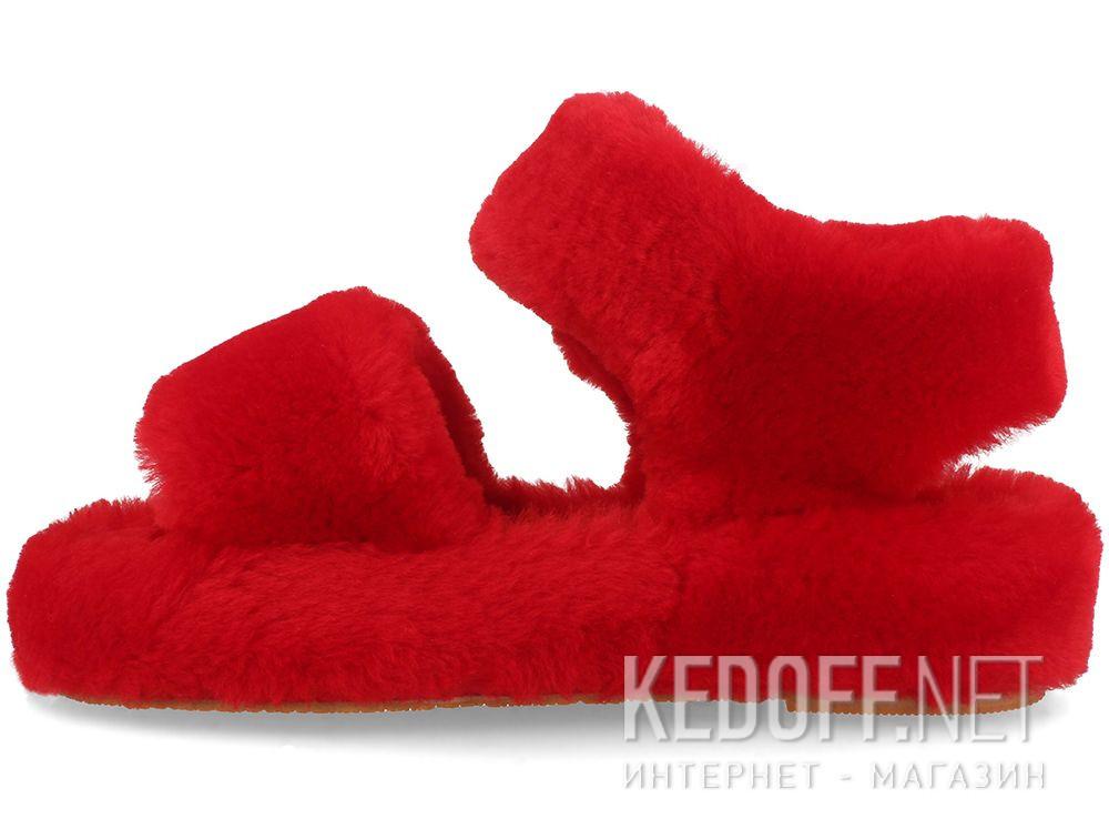 Оригинальные Женские босоножки Forester Fur Sandals 1095-47