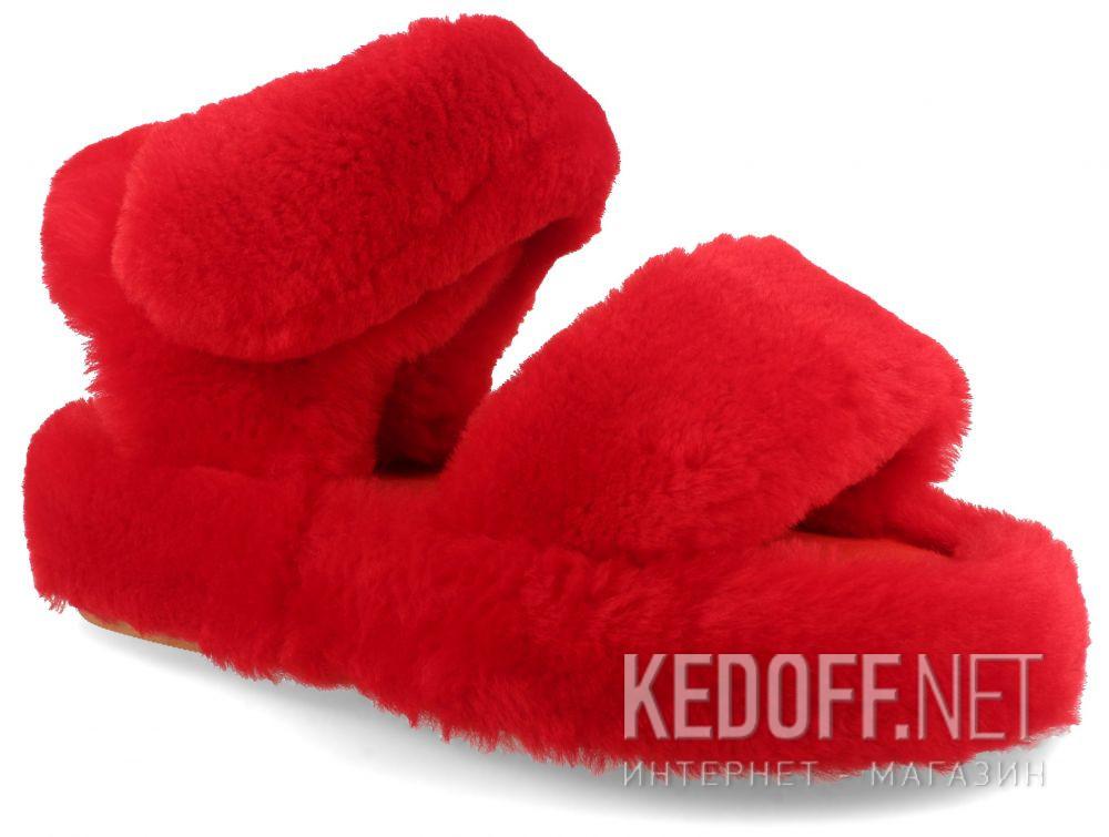 Купить Женские босоножки Forester Fur Sandals 1095-47
