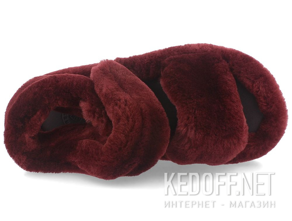 Women's sandals Forester Fur Sandals 1095-48 описание