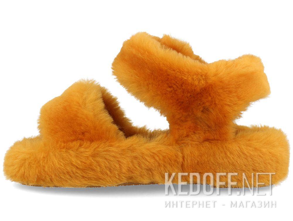 Оригинальные Женские босоножки Forester Fur Sandals 1095-74