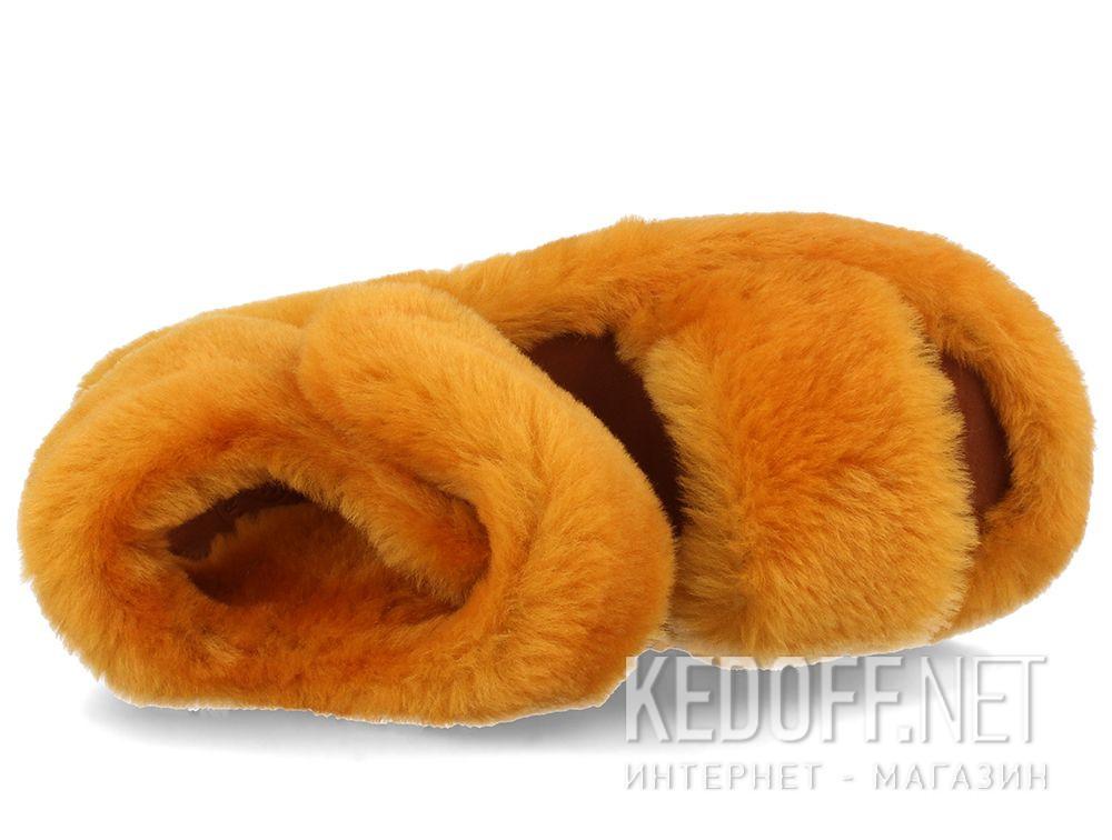 Женские босоножки Forester Fur Sandals 1095-74 описание