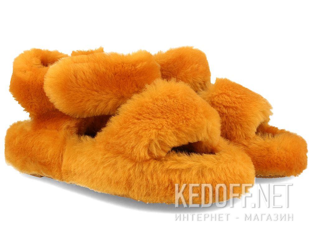 Женские босоножки Forester Fur Sandals 1095-74 купить Украина