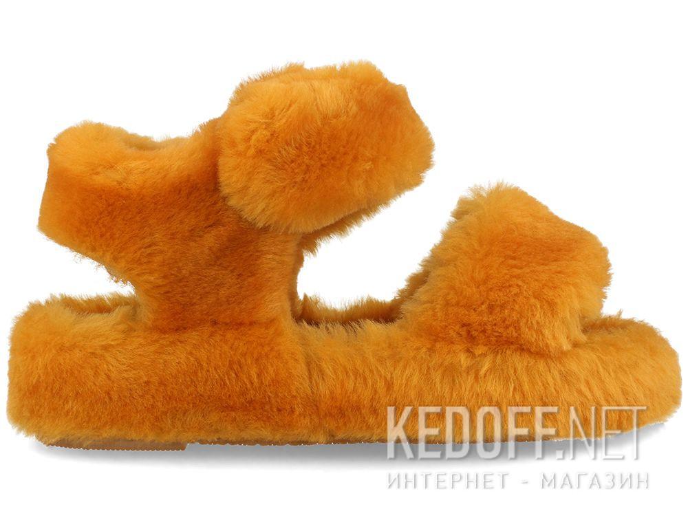 Женские босоножки Forester Fur Sandals 1095-74 купить Киев