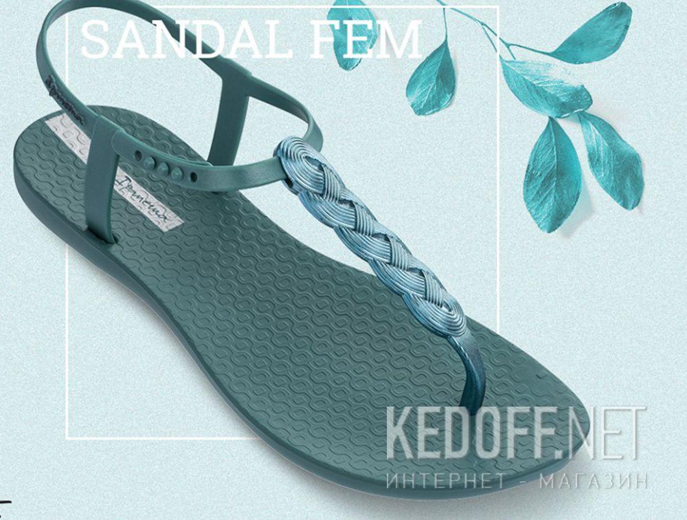 Женские босоножки Ipanema Charm VI Sandal Fem 82517-21866 описание