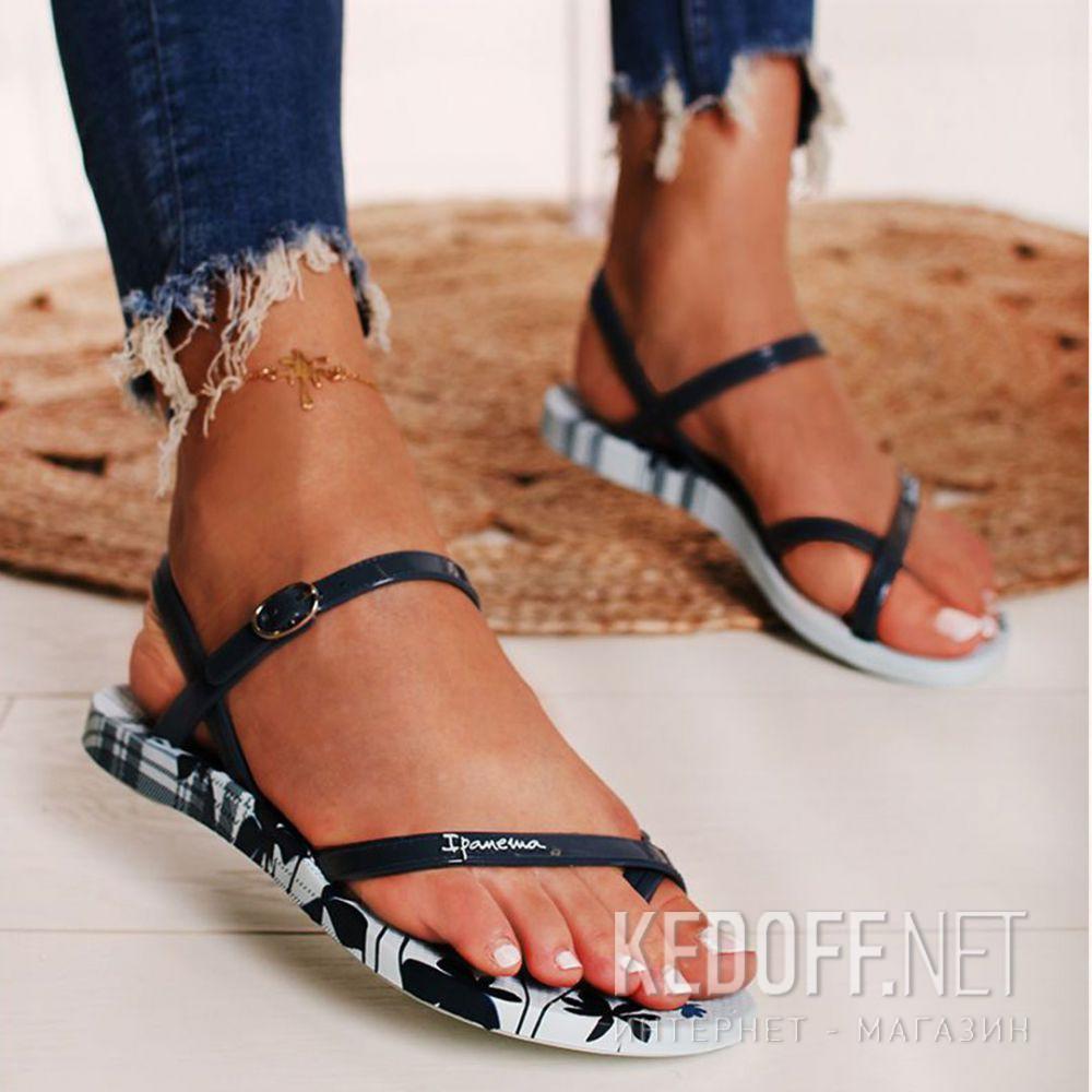 Damskie sandały Ipanema Fashion Sandal VI Fem 82521-20729 описание