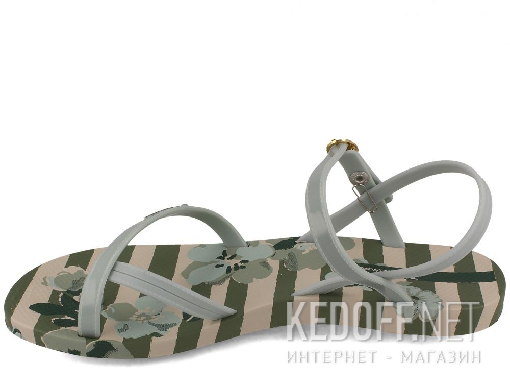 Оригинальные Женские босоножки Rider Ipanema Fashion Sandal V Fem 82291-20737