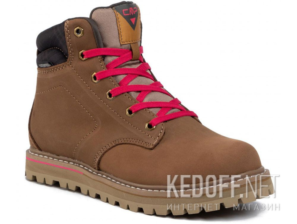 Купити Жіночі черевики CMP Dorado Wmn Lifestyle Shoes Wp 39Q4936-Q820