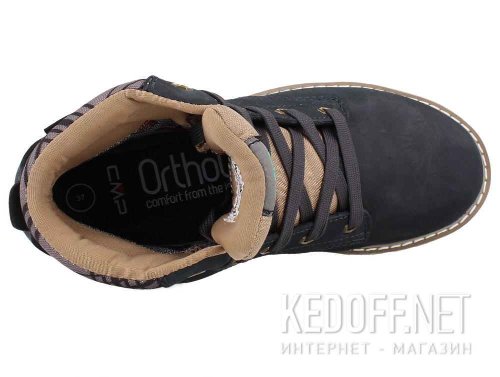 Оригинальные Жіночі черевики CMP Dorado Wmn Lifestyle Shoes Wp 39Q4936-U423