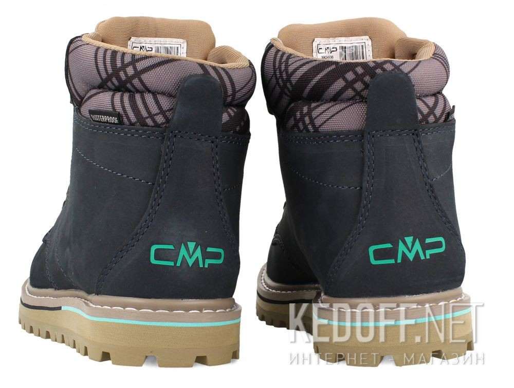 Цены на Жіночі черевики CMP Dorado Wmn Lifestyle Shoes Wp 39Q4936-U423