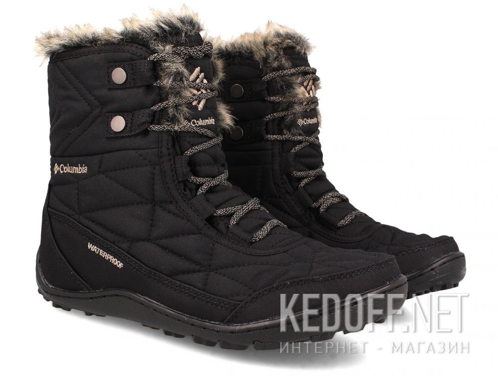 Жіночі черевики Columbia Minx Shorty 3 BL5961-010 в магазині взуття ... 7b361401c24a9