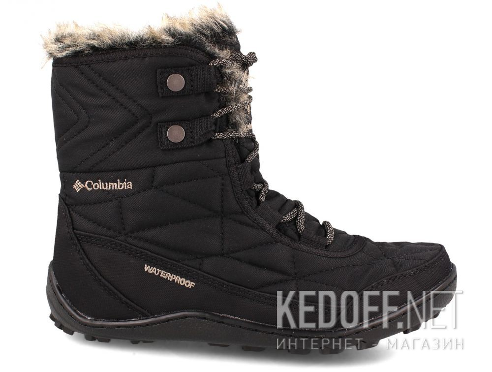 Женские ботинки Columbia Minx Shorty 3 BL5961-010 в магазине обуви ... 2eae8b30f81