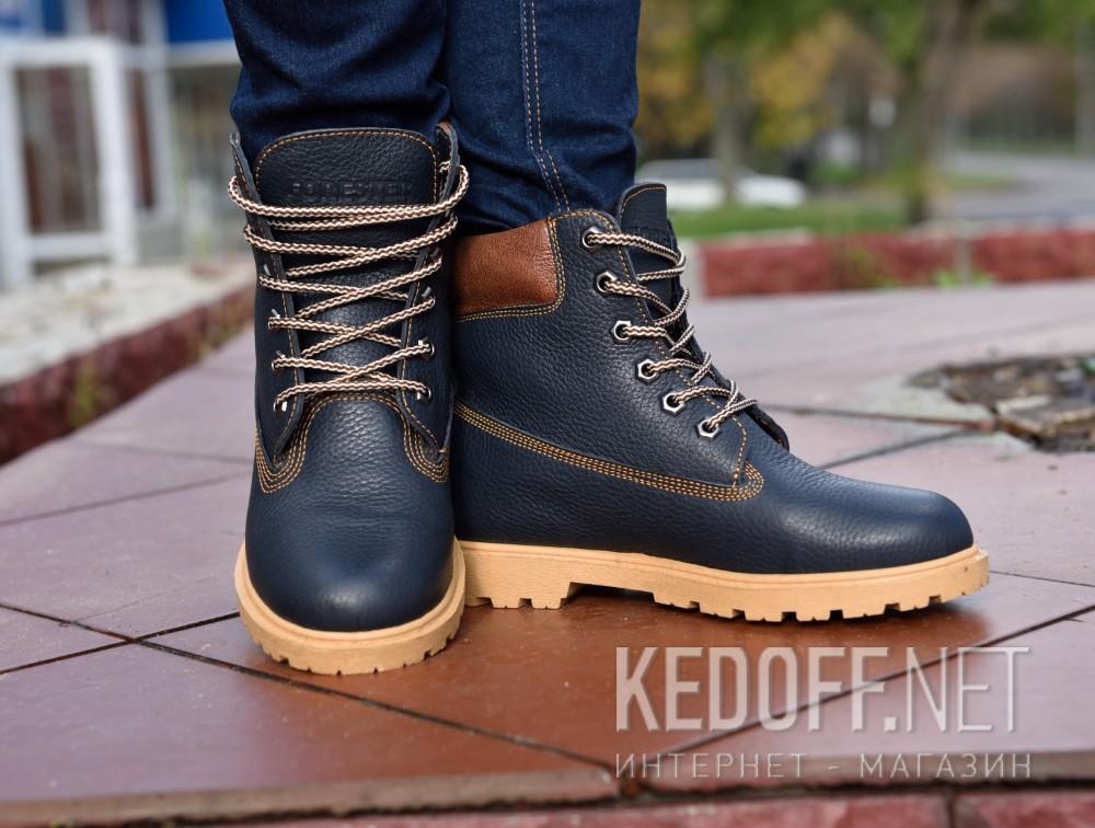 Доставка Женские ботинки Forester 0610-89