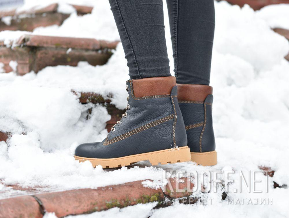 Женские ботинки Forester 0610-89 Фото 12