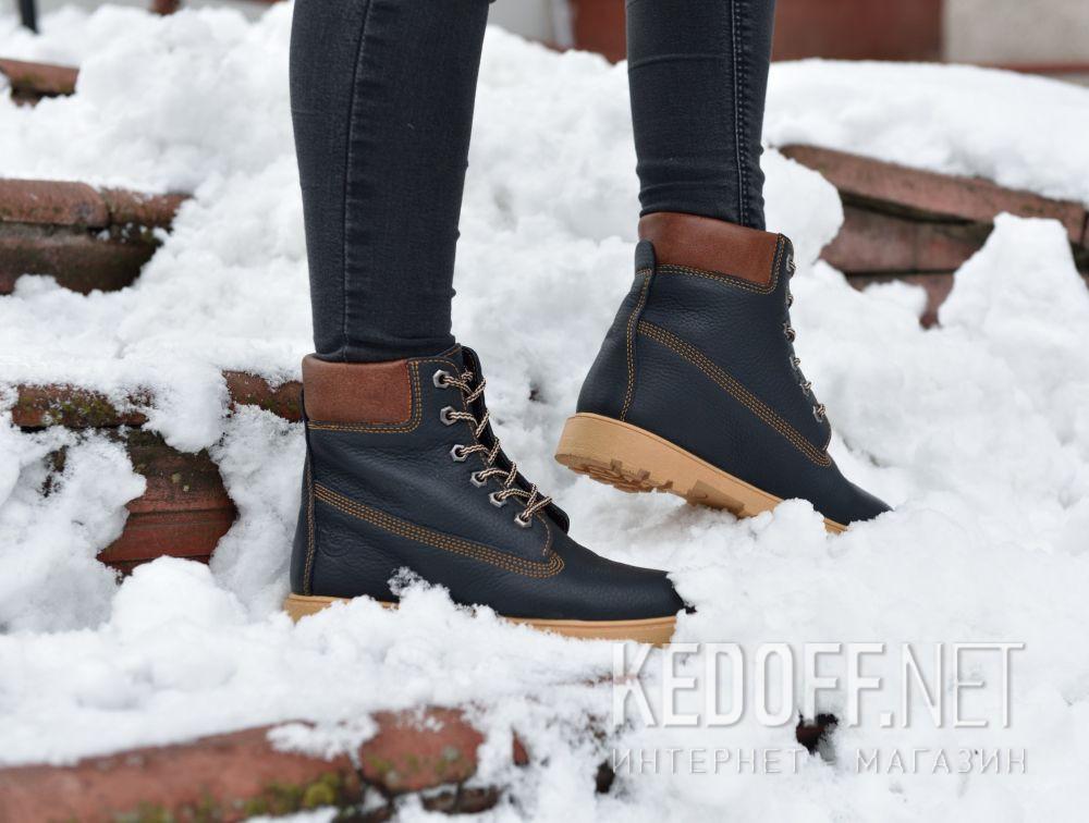 Женские ботинки Forester 0610-89 Фото 13