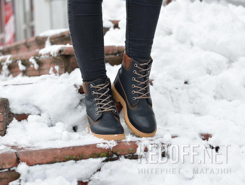 Женские ботинки Forester 0610-89 Фото 14