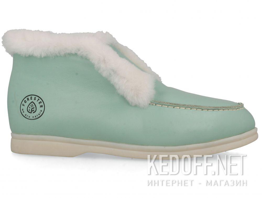 Жіночі черевики Forester Loro Piano 1022-28 купити Україна
