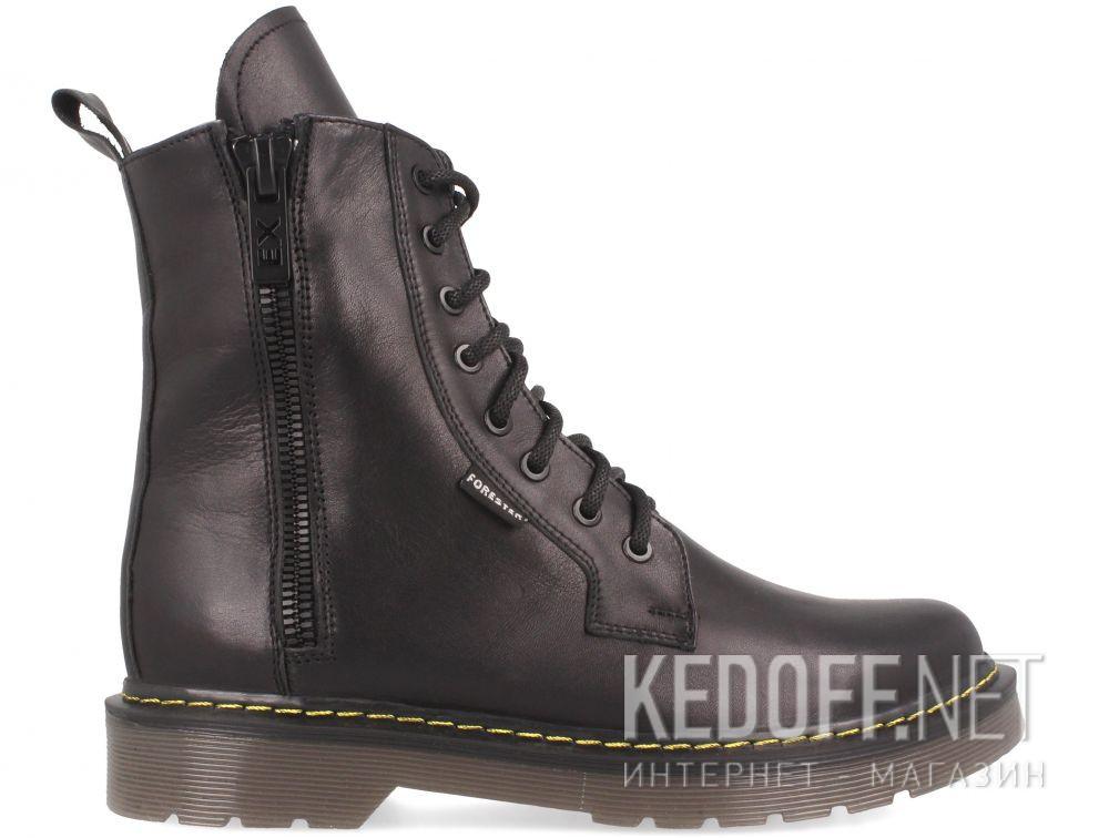 Женские ботинки Forester Alphabet 1460-2077 купить Украина