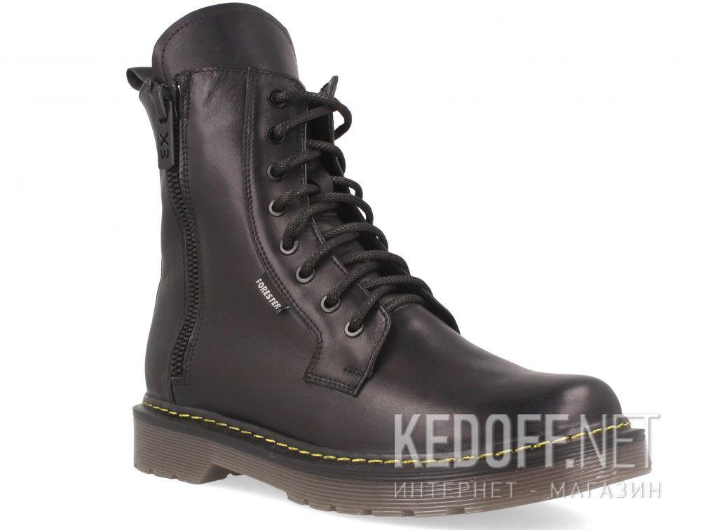 Купить Женские ботинки Forester Alphabet 1460-2077