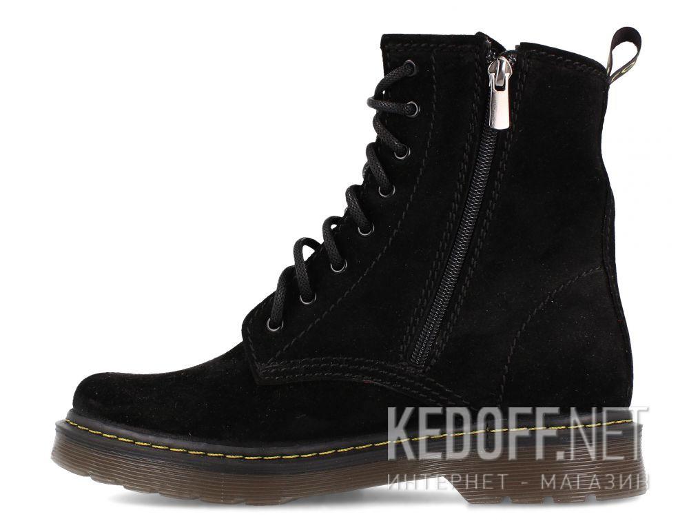 Женские ботинки Forester Black Martinez 1460-276MB купить Киев