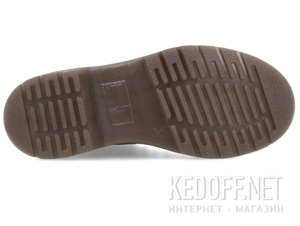 Dostawa Damskie buty Forester Black Martinez 1460-276MB