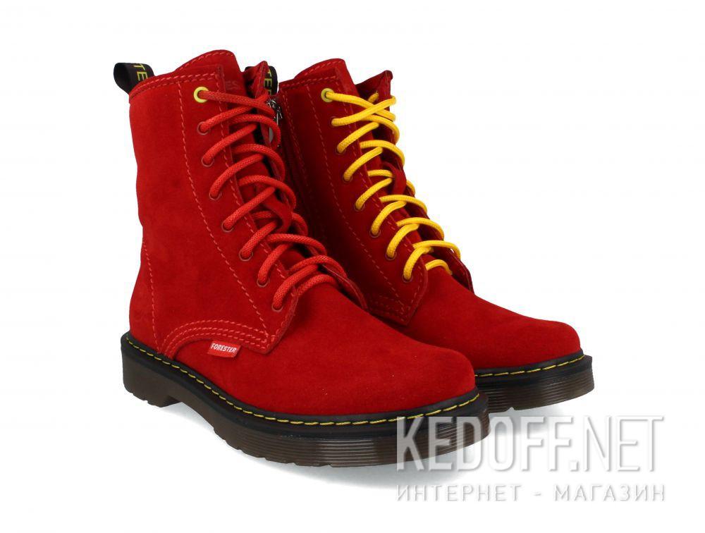 Жіночі черевики Forester Red 1460-471 купити Україна