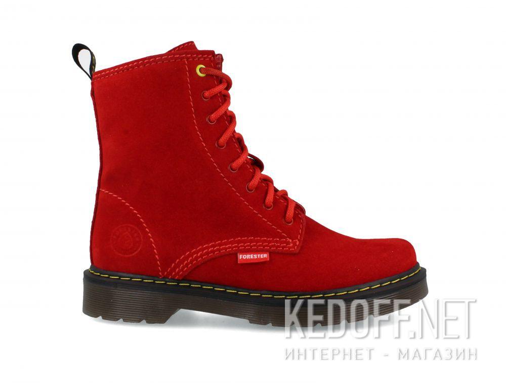 Жіночі черевики Forester Red 1460-471 купить Киев