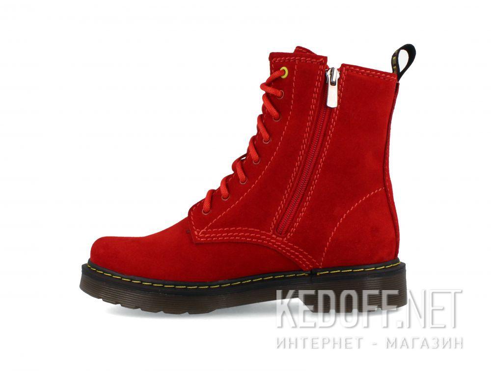 Оригинальные Жіночі черевики Forester Red 1460-471