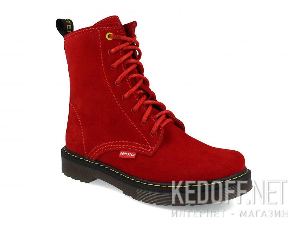 Жіночі черевики Forester Red 1460-471 все размеры