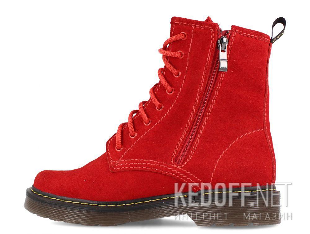 Женские ботинки Forester Red Martinez 1460-472MB купить Украина
