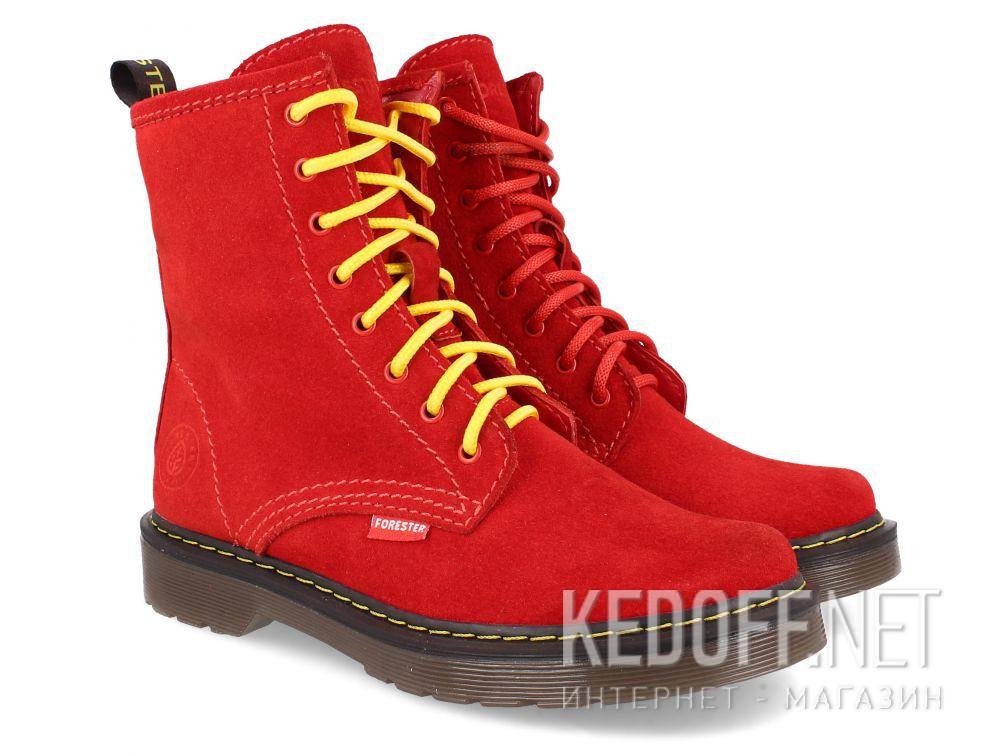 Женские ботинки Forester Red Martinez 1460-472MB все размеры