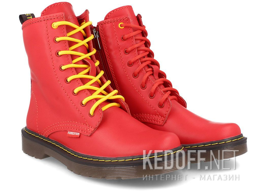 Оригинальные Damskie buty Forester Urbanitas 1460-473MB Double laces